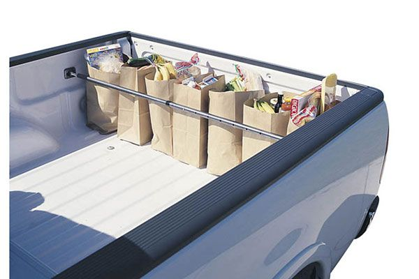 Covercraft Cargo Bars - Covercraft Truck Stop Cargo Bar & Truck Bed Organizer