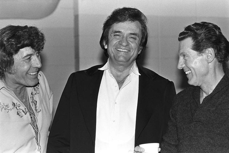 1982; Now the Million Dollar Trio: Johnny Cash Jerry Lee and Carl Perkins
