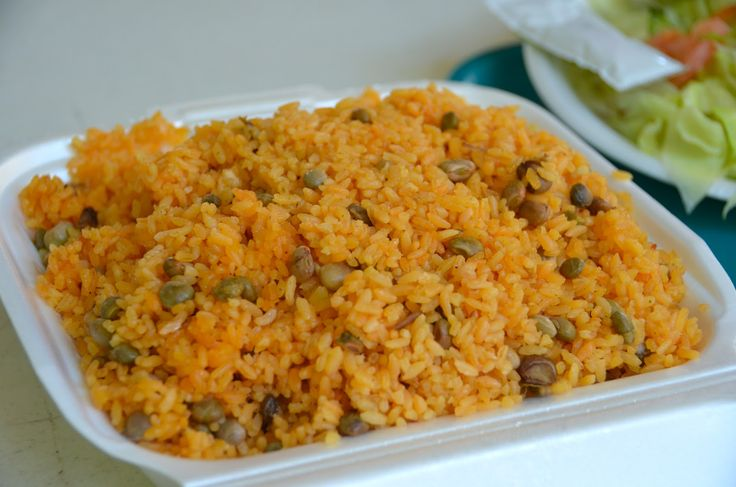 Best Puerto Rican Rice Recipes | Puerto Rico 2012 Part I