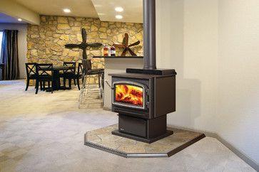 Fireplaces - Living Room - Seattle - Aqua Quip