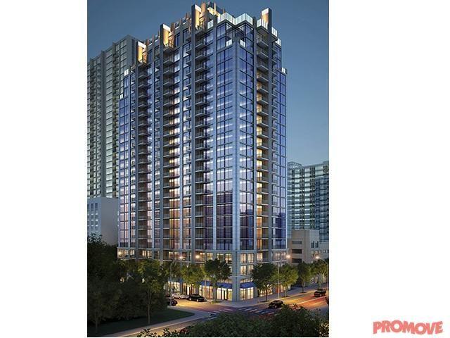 High Rise Apartments In Atlanta - Interior Design
