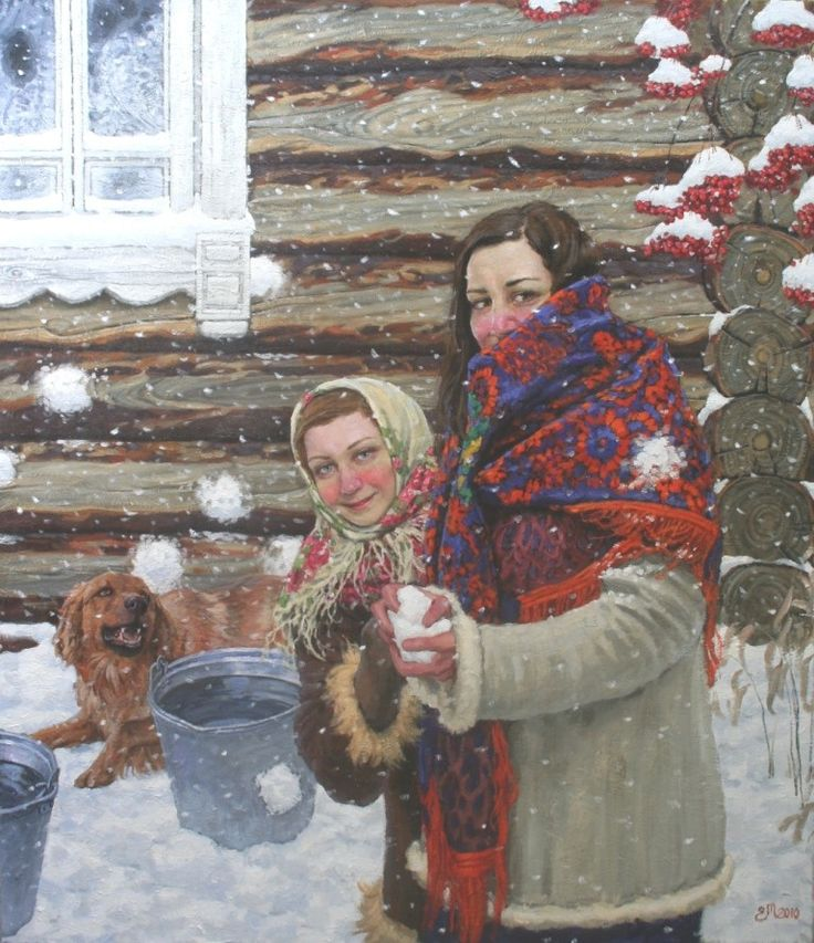 Evgeny Mukovnin 1976 | Russian Figurative painter