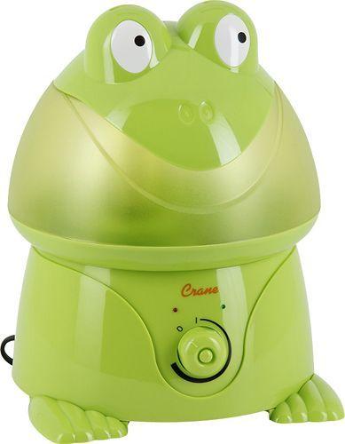 Crane - Adorable Humidifiers 1-Gallon Humidifier - Green
