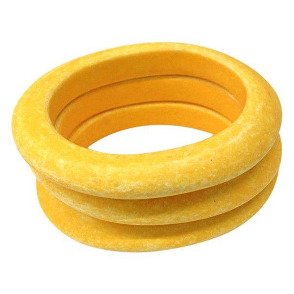 Tuleste Italian Resin Bangles (€67) ❤ liked on Polyvore featuring jewelry, bracelets, hinged bracelet, multi color bracelet, stackable bracelet, resin bracelet and boho bracelet