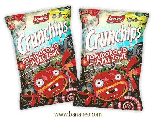 Bananeo.com | Packaging design | Projektowanie opakowań i etykiet | Grafik komputerowy | Portfolio