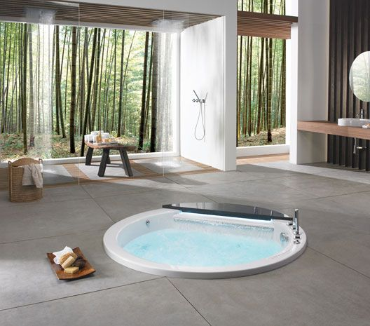 RO170- Have a little waterfall with your bath