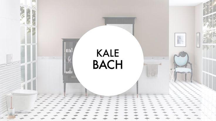 İlhamını klasik müzikten, ismini ise dünyanın en ünlü Alman bestecisinden alan Bach serisi, şık ve bir o kadar da zarif tarzıyla banyoları birer başyapıta dönüştürüyor. #Kale #banyo #bathroom #bathroomideas #designideas #banyofikirleri #banyodekorasyon #banyotasarım #bach #klasik