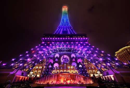 Macau Eiffel Tower | Macau Attractions | The Parisian Macao
