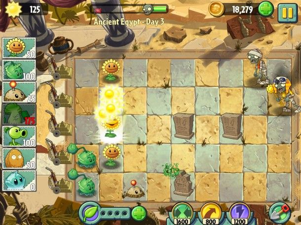 Inside Plants Vs Zombies 2, the PopCap sequel with a point to prove | Features | Edge Online