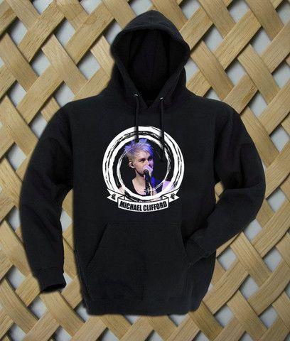 Michael Clifford 5 Sos Album Cover Hoodie #shirt #tanktop #tops #tees #tee  #graphictees #tumblrshirt #hoodie #unisex clothing