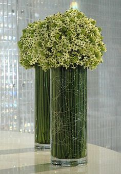 contemporary artificial flower displays - Google Search