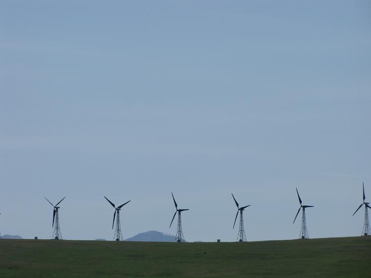 Windmills (East of the Crowsnest Pass)