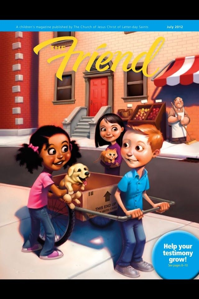 A list of 38 family home evening FHE lessons from the Friend Magazine. Great for younger children or toddlers!