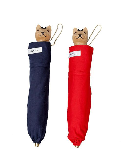 GALLERY MUVEIL Online Shop |ねこ折り畳み傘