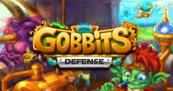 Gobbits - Mobile TD by Aleksandr Adamenko, via Behance