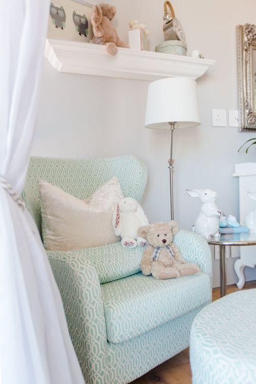Baby Georgia – Baby Belle - Georgia Feeding Chair - Beautiful Baby Interior Nursery