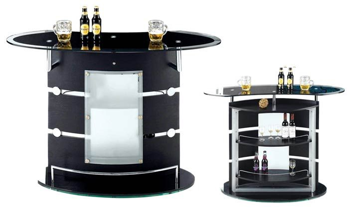 Contemporary Bar Furniture For The Home Mesmerizing Design Review