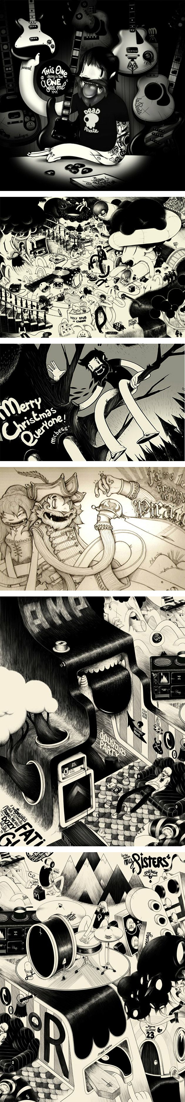 McBess illustrations !! I love it