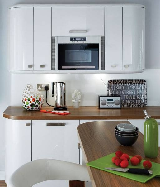 Square Edges And Curved Edges Howdens Kitchen Cabinets