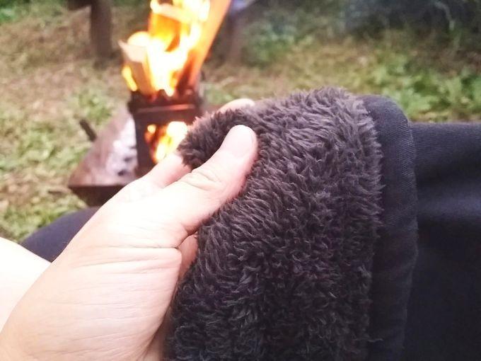 冬キャンプにオススメのパンツは フェリシモ 裏ボアパンツ ユニクロ ワークマンと比較 魅惑のキャンプ 冬のキャンプ キャンプ キャンプファッション