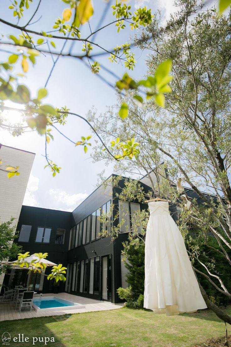 千葉県へ*ヴェントモデルノでのご結婚式撮影 |*elle pupa blog*