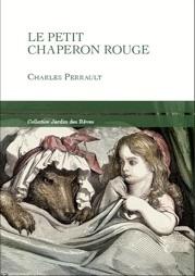 Capa de uma edição francesa de Chapeuzinho Vermelho