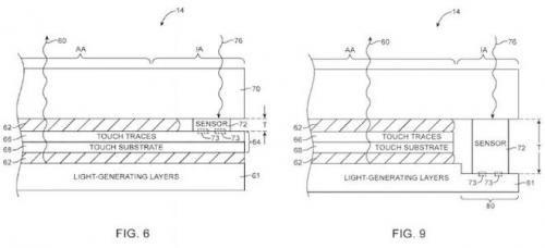 Cellulari: #Brevetto #Apple #descrive integrazione tra display e sensore di luce ambientale (link: http://ift.tt/2dV082Y )