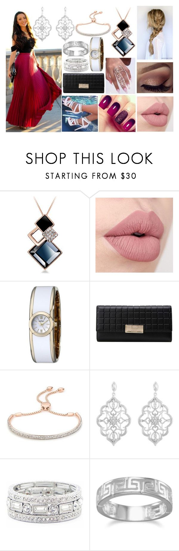 """""""Sonnie #3"""" by uhumhoney ❤ liked on Polyvore featuring OPI, Caravelle by Bulova, Monica Vinader, Kabella Jewelry, Sole Society and BillyTheTree"""