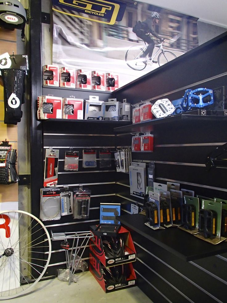 A small selection of bike bling, we can get loads more in though