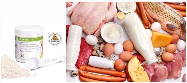 Хотите правильно похудеть - ешьте белок. Белок всему голова! А вы знаете самые лучшие продукты, содержащие белок? Список из 12 продуктов.