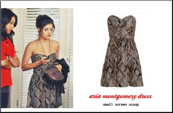 PRETTY CLOTHES/OUTFITS | PRETTY LITTLE LIARS Fashion and Clothes Updates for Aria