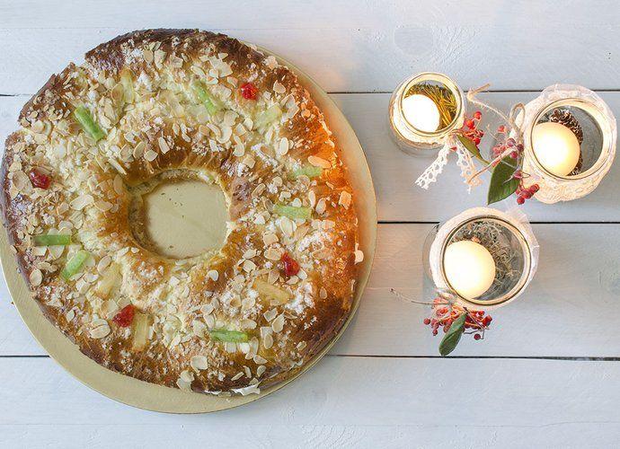 Roscón de Reyes Cookinaria para #Mycook http://www.mycook.es/cocina/receta/roscon-de-reyes-cookinaria