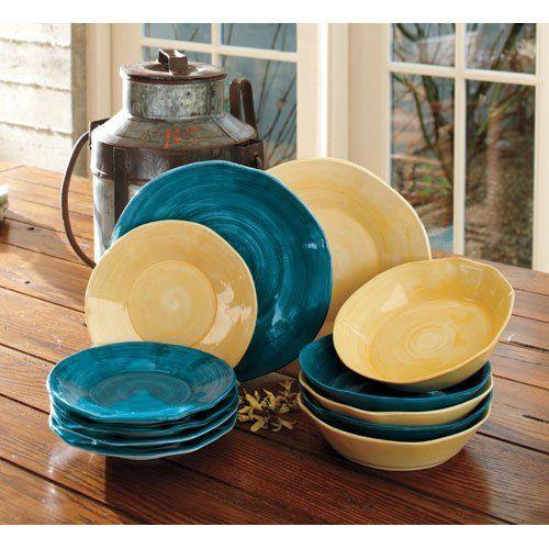 Mattina Toscana Dinnerware - Four Olive Dinner Plates . $79.00. Olive Swirled Dinner Plate - & 16 best Dinner sets images on Pinterest | Dinner plate sets Dining ...