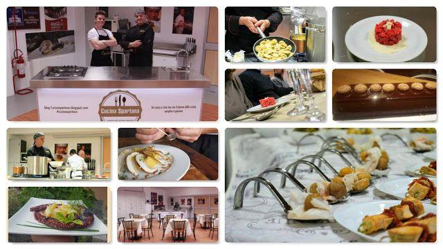 Cucina Spartana: Presentazione del servizio a casa nostra
