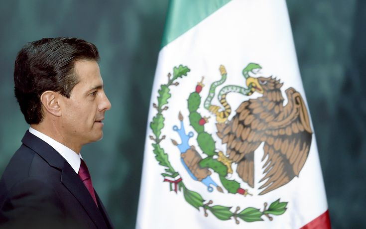 Personal enrichment has always been central to Mexico's political system — and only a revolution can change that.