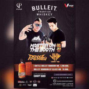 Bulleit Frontier Whiskey > Bali Event Calendar