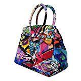 #9: (セーブマイバッグ)SAVE MY BAG Mサイズトートバッグ MISS PRINTED 10204N グラフィティ [並行輸入品]