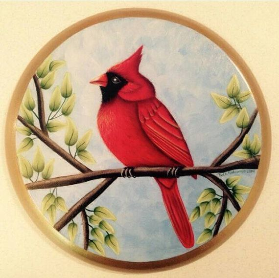 Red Bird Wall Decor : Best images about red bird decor on birds