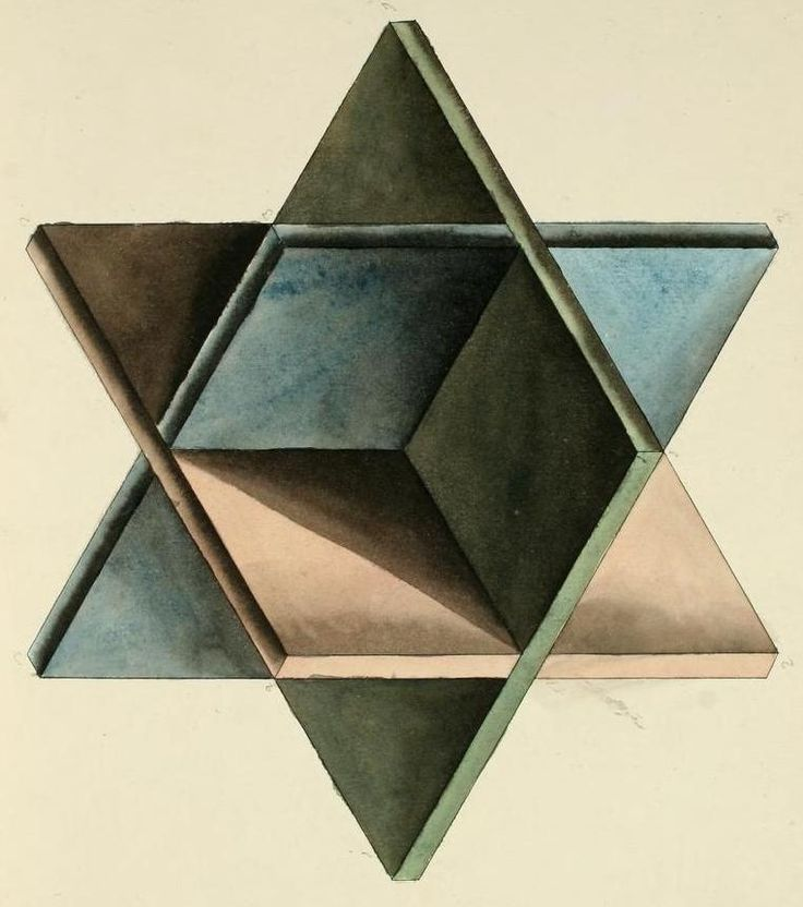 Manly P. Hall collection of alchemical manuscripts, 1500-1825 / Sacred Geometry <3