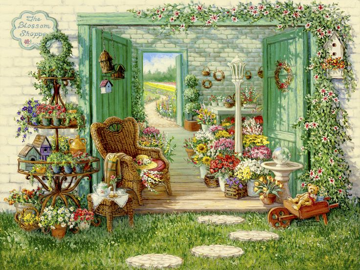 86 best Shed Mural images on Pinterest Gardening Backyard ideas