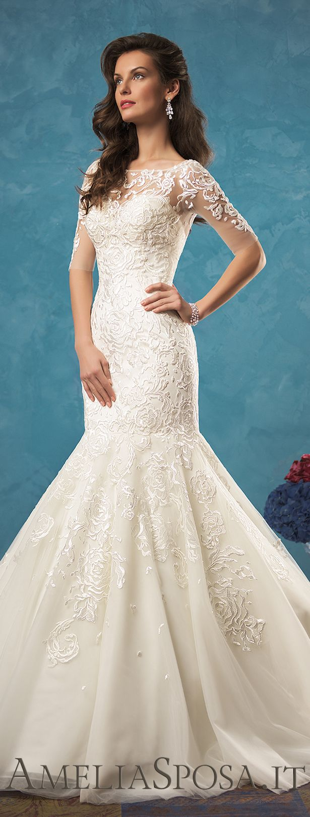 17753 best Wedding dresses - Bruidsjurken images on Pinterest ...