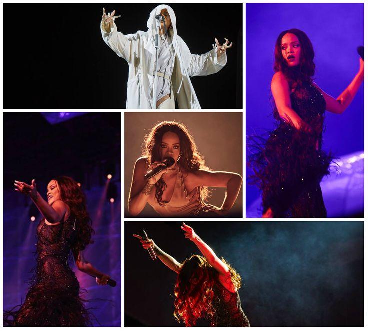 ANTI World Tour - [www.facebook.com/rihanna]