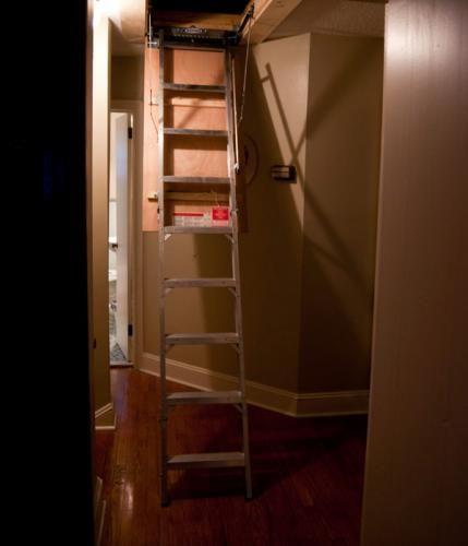 25 Best Ideas About Attic Ladder On Pinterest Garage