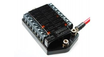 The m-Unit V.2 is a digital control unit for your motorbike - the 'heart' of the vehicle's electrical system.