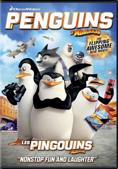 Penguins of Madagascar (Bilingual) (DVD)