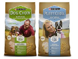BOGO FREE Purina Dog Chow Natural or Purina Puppy Chow Natural Coupon on http://hunt4freebies.com/coupons