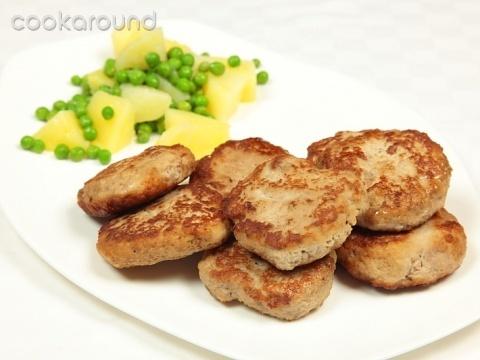 Polpette di carne norvegesi (manzo)