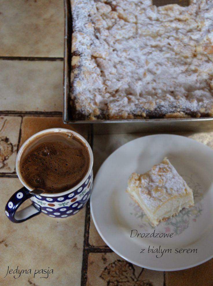 Jedyna pasja: Ciasto drożdżowe z serem, Kołocz śląski