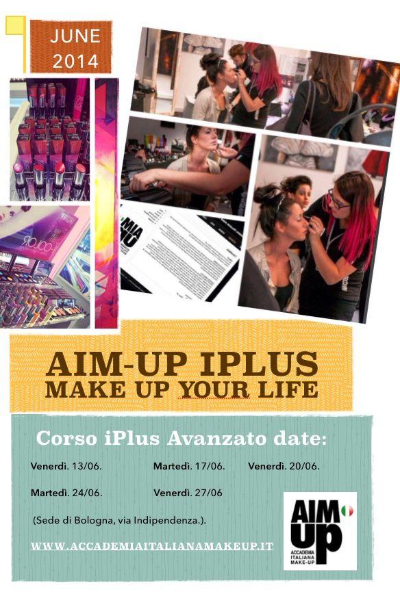 È in partenza il Corso iPlus Avanzato Bologna.Il corso prevede 10 ore di lezioni su 5 giorni più un'ora di Esame fine Corso. Il Corso è rivolto alle persone che vogliono vivere nel mondo del Make Up, attraverso un'insegnamento professionale da veri professionisti del circuito Aim-Up Italia Se anche tu ami il Make Up, chiamaci. Un consulente sarà a tua completa disposizione per fornirti tutte le informazioni utili per entrare nel nostro mondo. Make Up Your Life #corsotrucco,#,#aimup,#make-up