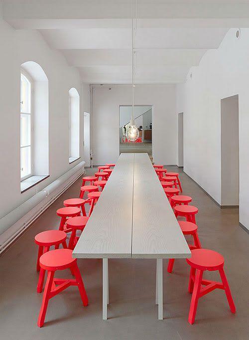 design traveller: No Picnic Office by Elding Oscarson